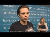 Sebastian Stan Interview Cut - CA:TWS(D23 2013) // 한글자막