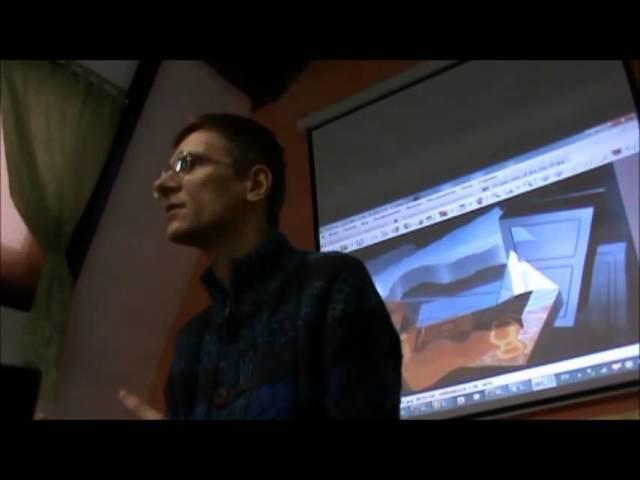 Вторая лекция по истории искусств Андрея Фоменко в ШВИ ЧД