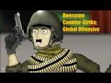 Counter-Strike: Global Offensive. Спецназовец Алеша.
