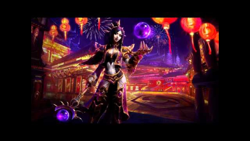 Li-Ming Voice English - Diablo 3 Wizard - Heroes of the Storm
