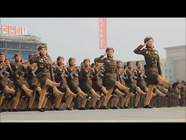 Von Thronstahl We Walked in Line (North Korean Mix)
