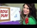 ASMR/АСМР видео: Урок Испанского языка. Lección Española. Role play. Teacher. Spanish Lesson.