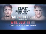 Fight Night San Diego: Tickets On Sale May 15
