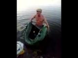 прикольная лодка