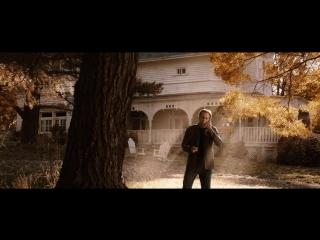 Знамение (2009) триллер фантастика (в гл.роли Николас Кейдж)