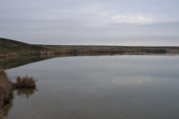 рыбалка на реке средний егорлык