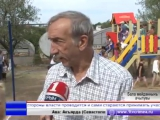 Видео сюжет об открытии детской площадки в с. Прудовое, Кольчугинского сельского поселения Симферопольского района