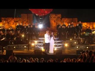 Andrea Bocelli, Sarah Brightman - Canto Della Terra (Live From Teatro Del Silenzio) Italy 2007