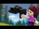 LEGO Friends Cпортивный Лагерь