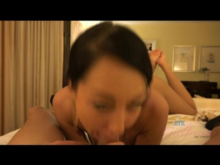 Sabrina Banks [HD 720, all sex, POV, footjob]