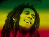 Bobby McFerrin - Dont worry be Happy на фото Bob Marley.