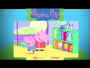 Peppa Pig [СВИНКА ПЕППА] 03 - Tidying Up - CARTOONS in ENGLISH for KIDS [МУЛЬТФИЛЬМ на английском для детей]