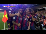 Lionel Messi Goal - FIFA Puskas Award 2015 Nominee