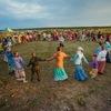 День Земли 2015г. (23-ье июля) в Кедрах Синегорь