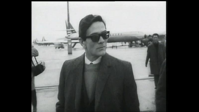 Pasolini e Ninetto Davoli (1966)