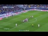 Малага 1-0 Атлетико   Примера 2015/16   Тур 16   Обзор матча