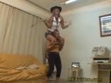shoulder ride the ponygirl i/ii