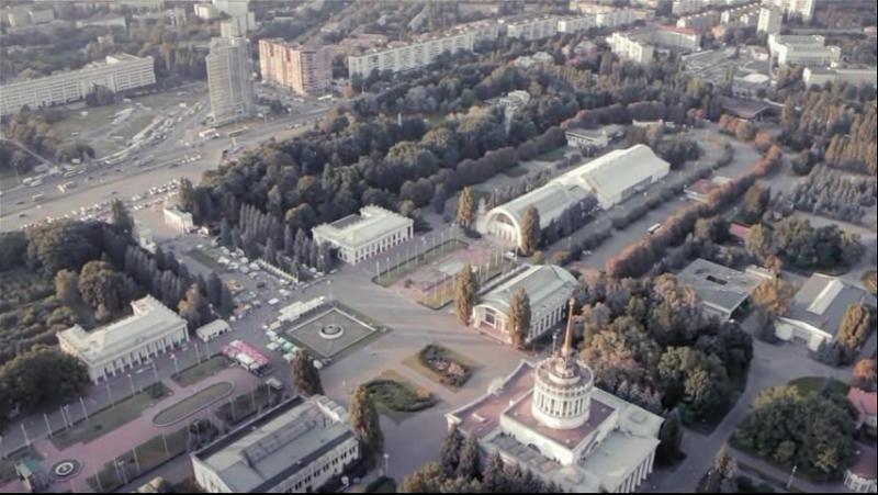Kiev Коротка історія одного мегаполіса