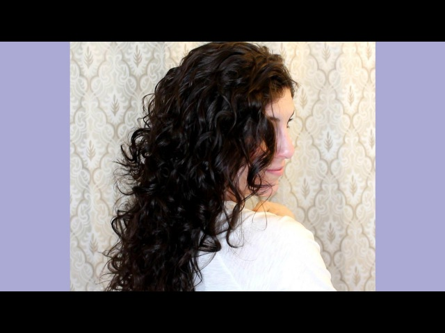 Curly Hair Routine | How to