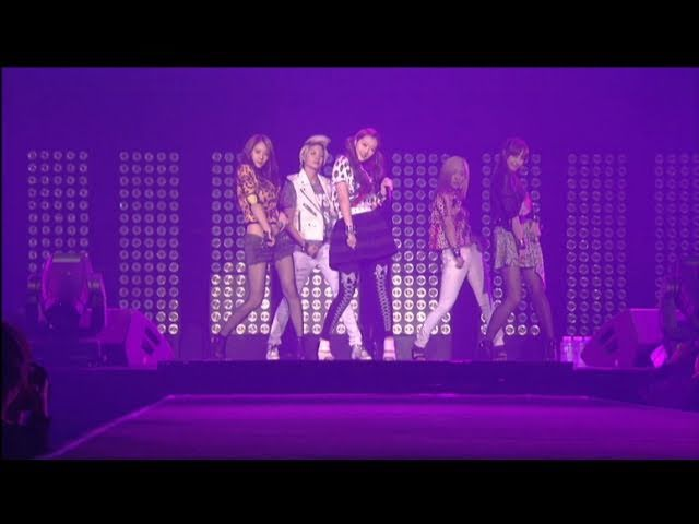 [SMTOWN LIVE WORLD TOUR in PARIS] f(x)_LA chA TA