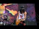 Guns N Roses Slash - Sweet Child O' Mine - @ Glastonbury Live Concert