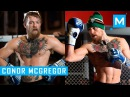 Conor McGregor Gym Training Conditioning Workout | Muscle Madness