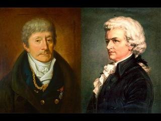 Моцарт и Сальери.Документальный фильм.