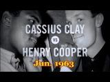 Muhammad Ali vs Henry Cooper 19th of 61 - Jun. 1963 - Extended Version -