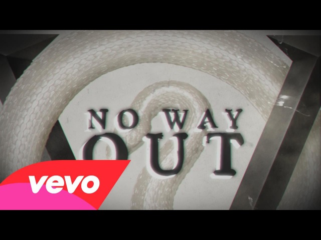 Bullet For My Valentine - No Way Out (Lyric)