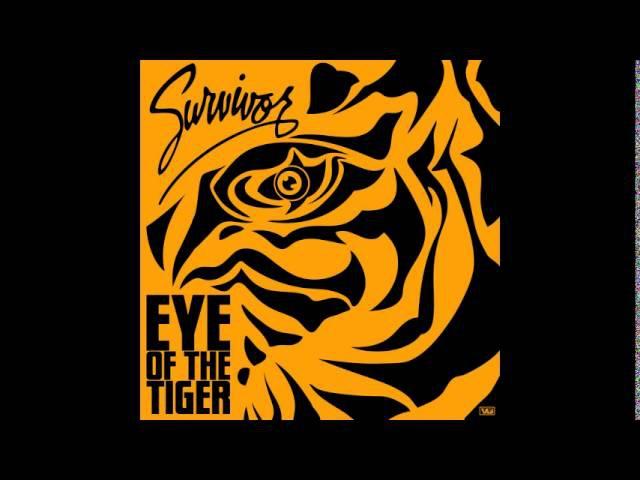 [HQ-FLAC] Survivor-Eye of the tiger