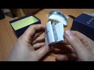 Часы Casio Edifice EFR-539L-1AVUDF