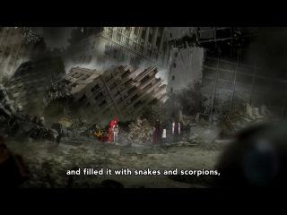 Фронт кровавой блокады 8 серия / Kekkai Sensen / Blood Blockade Battlefront 8 серия Анг. субтитры