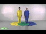 Sesame Street OK Go - Three Primary Colors