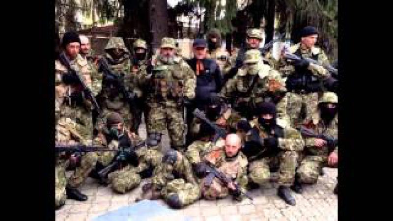 Посвящается героям Новороссии