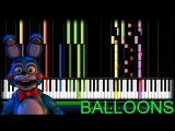IMPOSSIBLE REMIX - Five Nights at Freddy's 3
