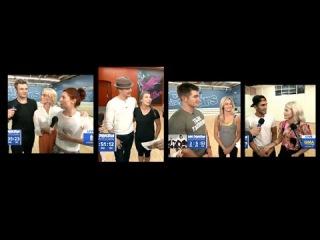 Melissa, Tony & Peta - Inside Rehearsals DWTS 21 Finals (GMA LIVE)