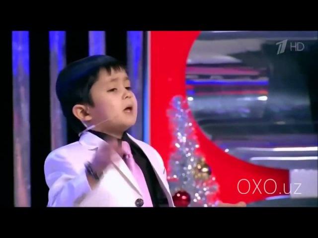 Afgan çocuğu dediğimiz Özbek çocuk Cora-beğ Corayev canlı performans | Журабек Жураев