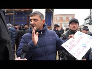Дальнобойщики Дагестана отправляются перекрывать МКАД