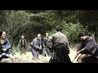 Как дерутся самураи ( из фильма Затойчи)