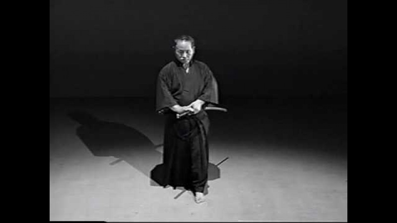 Iaido Kata Seitei 11 Ju-Ippon-me - So-giri - High quality - www.thesamuraiworkshop.com