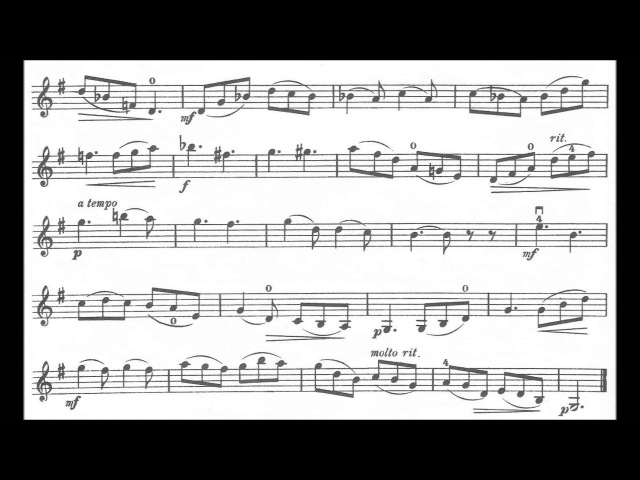 Rieding, Oskar violin concerto op.35 for violin orchestra