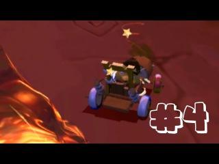 Angry Birds Go! Мультик ИГРА для детей про ПТИЧЕК #4   Seedway гонки! Злые Птички Вперёд!