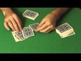 Фокусы с картами - Card Shot - Обучение - Kaminskiy Vadim