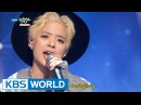 Amber - Beautiful / SHAKE THAT BRASS [Music Bank Solo Debut / 2015.02.13] кфк