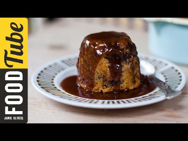 Chocolate Chip Banana Pudding with Donal Skehan