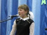 Переможиця пісенного конкурсу