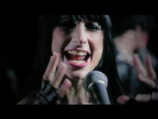вот это хеви метал телка Sister Sin - Sound Of The Underground