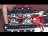 Mini Hemi V8 Nitro Engine