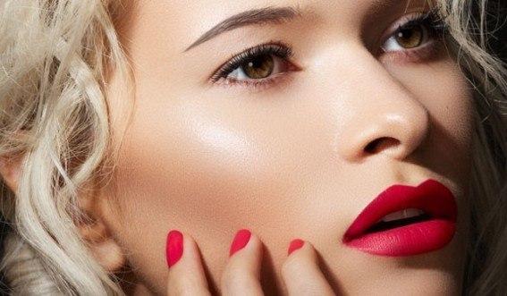 Перманентный макияж губ фото заживление