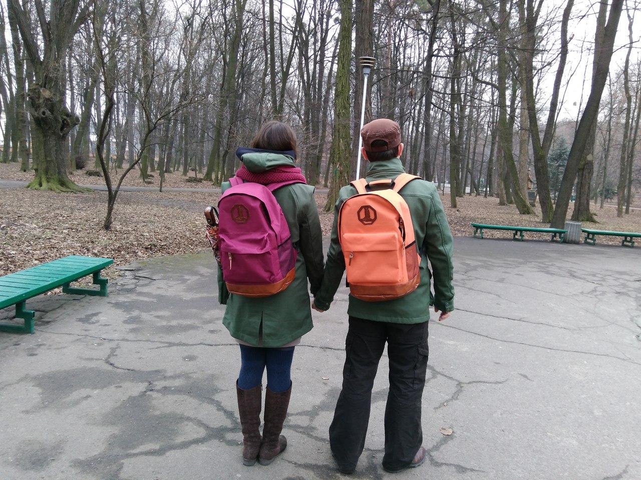 Другие - Украина: Обзор городских рюкзаков Megapolis Surikat